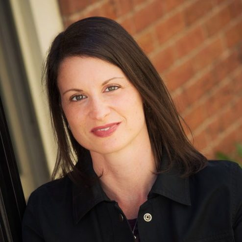 Johannah Knudson, Writer, Content Strategist, and Coach